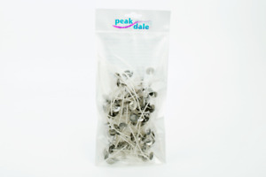 Pre Waxed Candle Wicks with Sustainers for Paraffin Candle Making 120mm