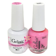 GELIXIR Soak Off Gel Polish Duo Set (Gel + Matching Lacquer) - 018