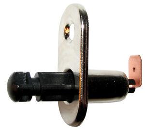 Universal Car 20A 12VDC Courtesy Light Door Switch Alarm Bonnet Boot Glove Box