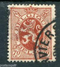 BELGIQUE 1929-32, timbre 287, ARMOIRIES, oblitéré