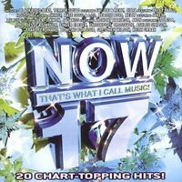 Now That's What I Call Music! 17 Used - VeryGood [ Audio CD ] Various Artists