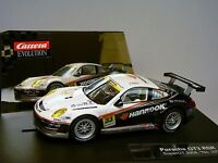 Carrera Evolution 27313 Porsche GT3 RSR Super GT 2008 Hankook NEU