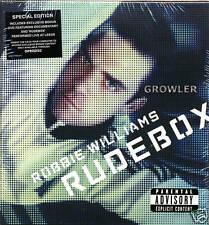 ROBBIE WILLIAMS - RUDEBOX - CD + DVD - RARE DELETED LIVE RUDE BOX ALBUM CONCERT