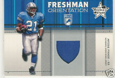 2003 LEAF ROOKIES AND STARS ARTONSE PINNER JERSEY RC