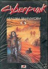 JDR RPG JEU DE ROLE / ORIFLAM CYBERPUNK ARASAKA BRAINWORM