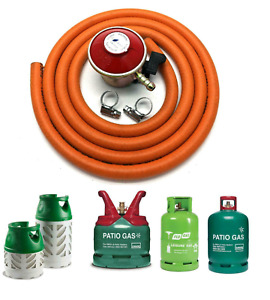 BBQ Patio Heater 27mm 37 mbar Patio Gas Regulator Calor Bottles 46370 & LPG