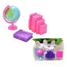 "3X/set Doll Globe Book Creative Blister Toy for 11"" Barbie Dolls Color Random Ep"