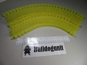 LED Twister Lot Neon Yellow Tacks Trax Car Race Toy Mindscope