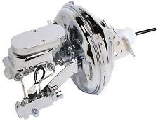 "1967-68-69 Camaro / Firebird / Chevelle 11"" Chrome Power Brake Booster Kit"