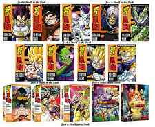 Dragonball Z Complete Uncut Series Season 1-9 + 15 Movies w/ Resurrection F NEW!