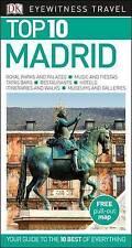 DK Eyewitness Top 10 Travel Guide: Madrid, DK, New Book