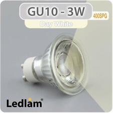 GU10 LED Spot 3W SMD 400SPG - neutralweiß 4000k nicht dimmbar