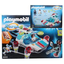 Playmobil Super 4 FulguriX mit Agent Gene 9002 NEU & OVP
