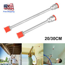 Airless Paint Sprayer Spray Gun Tip Extension Pole Rod For Sprayer Aluminum US