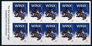 [G390263] Australia horses good very fine MNH complete booklet