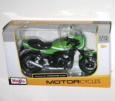 Maisto-Kawasaki Z900RS Cafe (Verde) - Escala 1:12 Modelo de la motocicleta