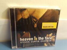 Steven Curtis Chapman - Heaven Is the Face (CD Single, 2009, Sparrow)