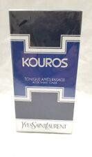 YSL Yves Saint Laurent Kouros After Shave Toner 100ml Sealed Box Genuine Vintage
