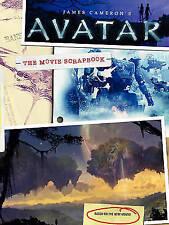 James Cameron's Avatar: The Movie Scrapbook, Mathison, Dirk, Wilhelm, Maria, New
