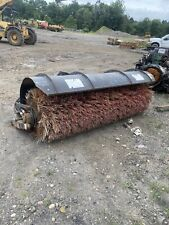 Caterpillar Ba25 Wheel Loader Sweeper