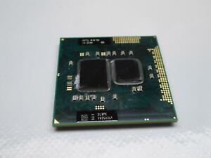 HP G62-b41EO Intel i3-350M 2x2,2GHz Prozessor CPU SLBPK  #3882