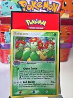 "Bellossom 3/115 ""Stamped"" Holo - 2005 Ex Unseen Forces Pokemon Card ~ EX/VG+"