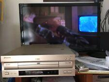 Pioneer DVL-919 Laserdisc DVD CD player remote control manual