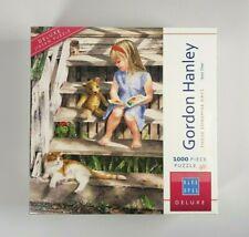 New - Gordon Hanley Story Time Jigsaw Puzzle Art 1000 Pieces Those Sunshine Days