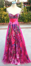 FAVIANA COUTURE Lipstick Prom Evening Gown 2 - NWT 378