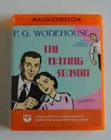 The Mating Season: by P.G. Wodehouse - Unabridged Audiobook - MP3CD