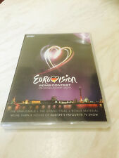 Eurovision Song Contest - Dusseldorf 2011 (DVD, 2011, 3-Disc Set) Brand New