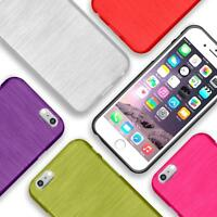 Silicone Bumper Case for Apple iPhone 7 8 Thin Ultra Slim Shockproof Back Cover