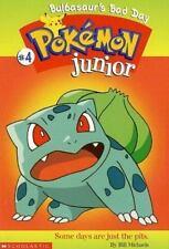 Bulbasaur's Bad Day (Pokemon Junior #4), Michaels, Bill, Very Good Book