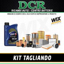 KIT TAGLIANDO DACIA DUSTER 1.5 DCI 90CV 66KW DAL 10/2010 + OLIO ELF FE 5W30