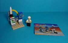 LEGO Town, Space Port ~ Mini Rocket Launcher (6452) & Anleitung