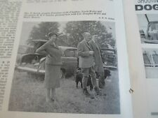 Shooting Times And Country Magazine 18th November 1965 + Illustrated + Adverts