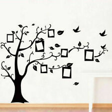 Family Tree Wall Decal Mural Sticker DIY Art Removable Decor Vinyl Stickers P3P5