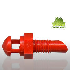CLONE KING REPLACEMENT MISTERS SPRAY HEADS 50 pack for hydroponic aeroponic use