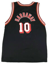 60a4c0d2d Rare Champion Tim Hardaway  10 Miami Heat Vintage Jersey sz L 14-16 Youth