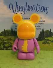 "Disney Vinylmation 3"" Park Set 1 Dvc Vacation Club Purple Yellow Key"