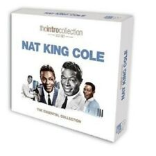 NAT KING COLE - INTRO COLLECTION 3 CD NEW!