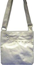 Studded LightGold Crossbody/Messenger/Shoulder Bag