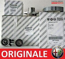 KIT CINGHIA DISTRIBUZIONE + POMPA ACQUA ORIGINALE ALFA ROMEO 159 1.9 2.0 JTDM
