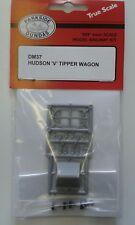 Hudson V Tipper Wagon - 009 gauge - Dundas DM37 - free post