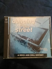 Dancing In The Street, A Rock And Roll History , Double Disc  1996 Cd