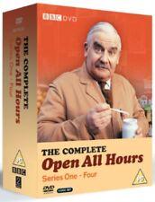 Open All Hours Series 1 To 4 Colección Completa DVD Nuevo DVD (BBCDVD2265)