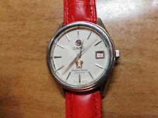 RADO Golden Sea Horse Vintage Watch ETA 2824 Automatic Movement Sapphire Crystal