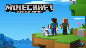 Minecraft Windows 10 Edition FULL CD-Key Same Day delivery