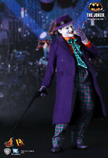 "(US) 1/6 Hot Toys DX08 Batman The Joker 1989 Ver Jack Nicholson 12"" Figure"