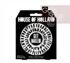 ELEGANT TOUCH UNGHIE FINTE HOUSE OF HOLLAND GET NAILED PZ 24 + COLLA INCLUSA